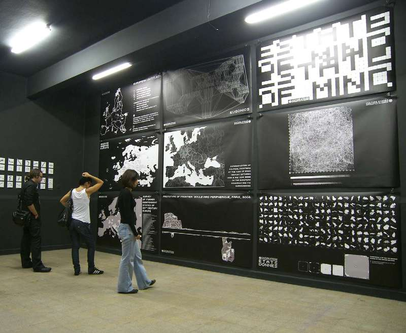 "Société Réaliste, ""MA: Culture States"", installation view, 11th Istanbul Biennial: What Keeps Mankind Alive?, Istanbul, 2009"