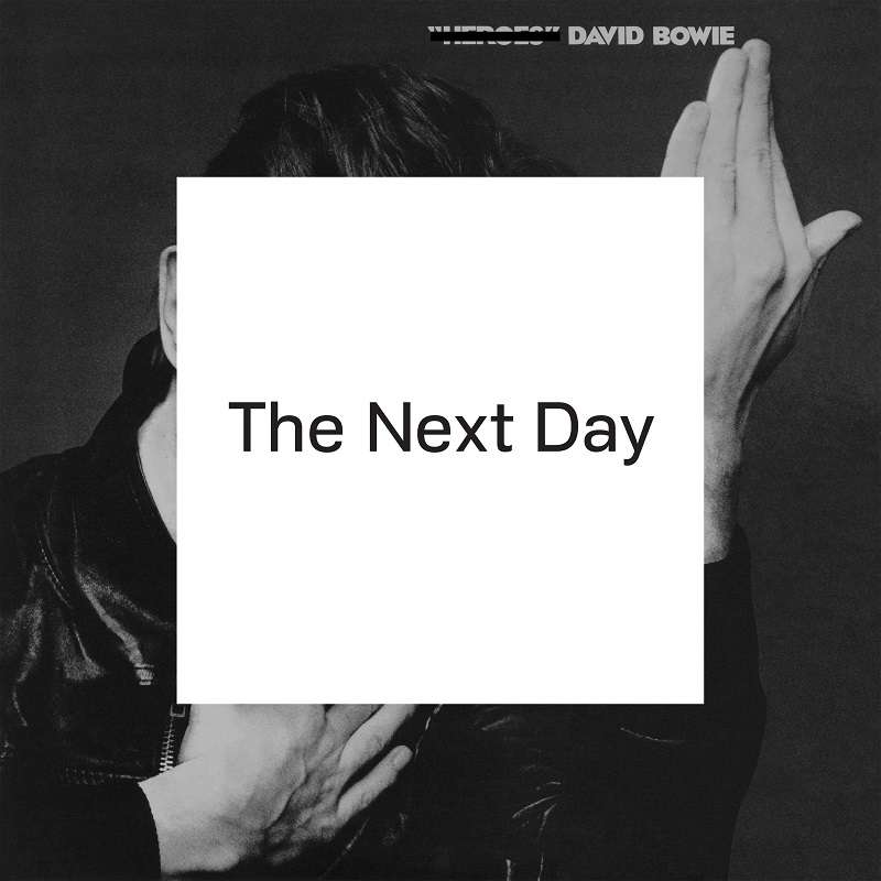 David Bowie: The Next Day, 2013
